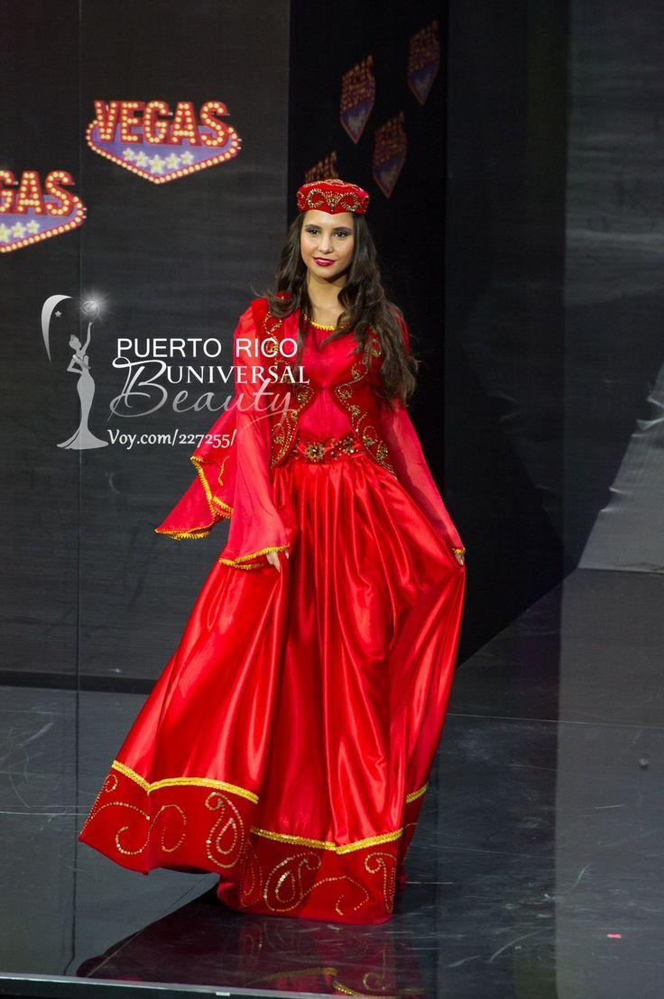 Aysel Manafova, Miss Universe Azerbaijan 2013, models in the National Costume contest at Vegas Mall on November 3, 2013.   #MissUniverse2013 #MissUniverse #MissUniverso2013 #MissUniverso #Russia #Moscow #Rusia #Moscú #NationalCostume #MissAzerbaijan #MissAzerbaiyan #AyselManafova