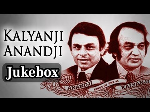 Best Of Kalyanji Anandji Part 1 - Top 10 Songs - Old Hindi Bollywood Songs - YouTube