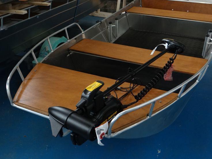 bateau de peche eau douce occasion
