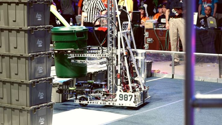 Super Bowl of robotics makes STEM subjects exciting By Rachel Crane, CNN __ FIRST