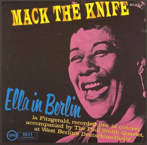 Mack the Knife: Ella in Berlin [LP] - Vinyl