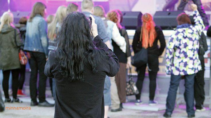 Yleisöä | Crowd