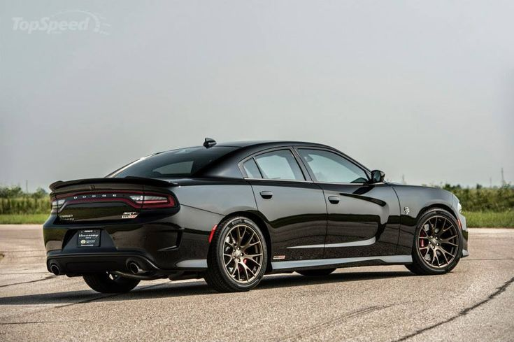 2015 Dodge Charger Hellcat HPE800