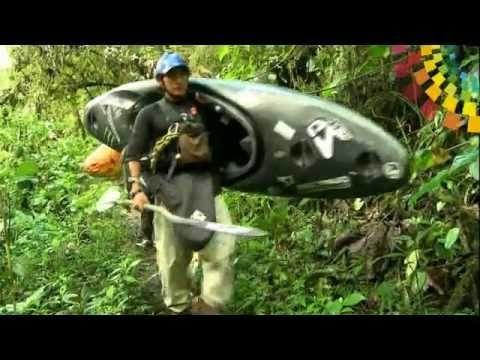 Ecuador Love Life Baños de Agua Santa - YouTube