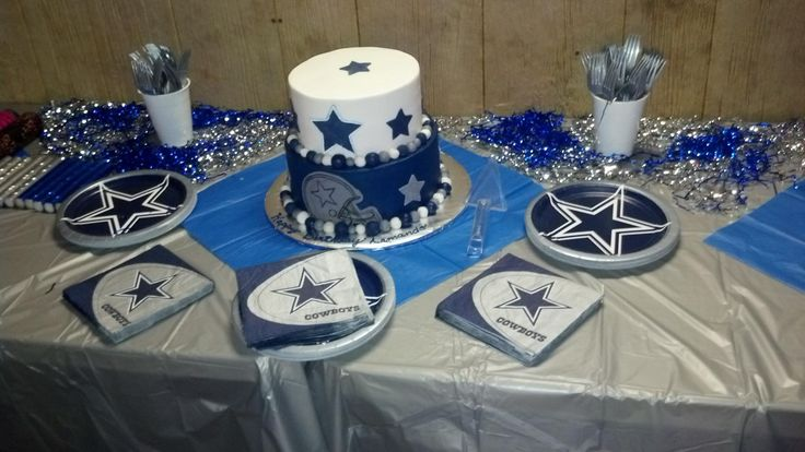 Dallas Cowboys Theme Party Ideas Pinterest Dallas
