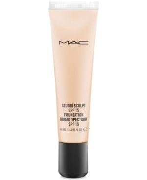 Mac Studio Sculpt Spf 15 Foundation, 1.3 oz - Nc