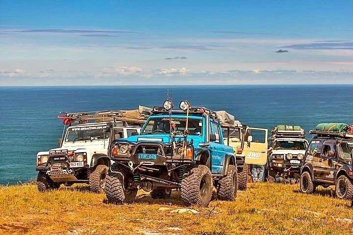 Nissan Patrol Gq and brothers, Australia