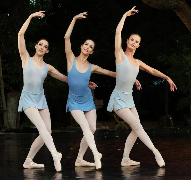 Cape Town City Ballet | 2016 | Shades of Love -Claire Spector, Kim Vieira and Angela Cohen | © CTCB |
