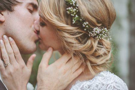 10 peinados de novia con estilo