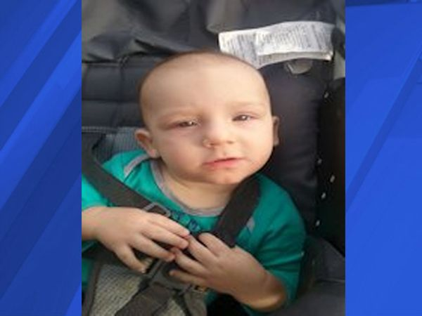 PICKENS COUNTY, Ala. - A Child Abduction Emergency, AMBER Alert has been issued for 11-month-old Christian Clay Perkins.  Police believe the infant may be in extreme danger. Christian was last seen on March 25 in the city of Gordo in Pickens County .  Police believe the infant was abducted by 19-year-old Blake Perkins and 18-year-old Tandra Goff.