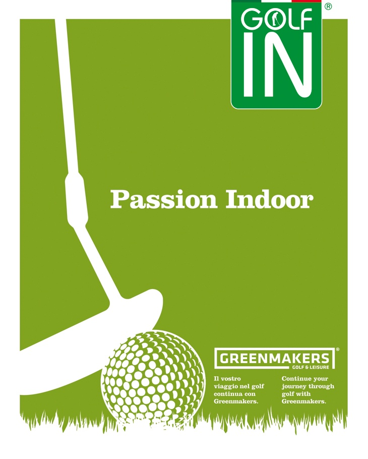 Copertina brochure Golf In