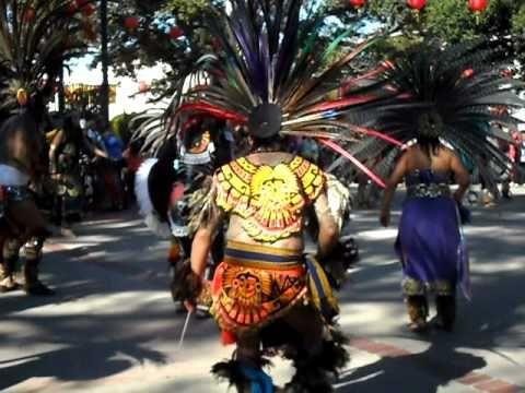 Danza Azteca Colibri