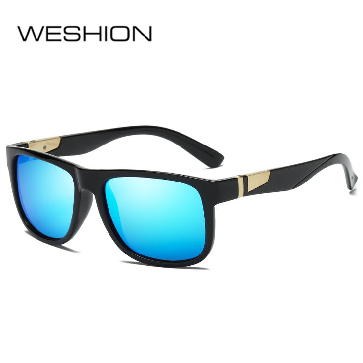 WESHION 2018 Oculos De Sol Aviador Mens Aviator Sunglasses Polarized Small Vintage  Glasses Man Classic  Eyewear UV Protection. Yesterday's price: US $30.00 (24.83 EUR). Today's price: US $9.90 (8.15 EUR). Discount: 67%.