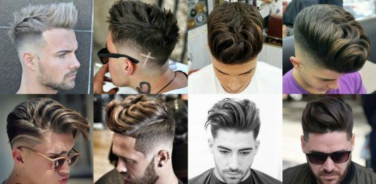 17 Best Ideas About Quiff Men On Pinterest