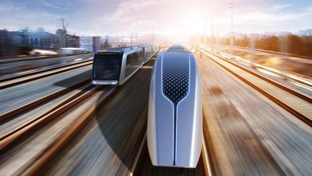 Así Serán Trenes Del Futuro Que Llegarán En 2035 Studio