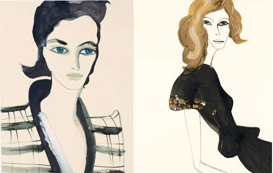 Tanya Ling, fashion artists