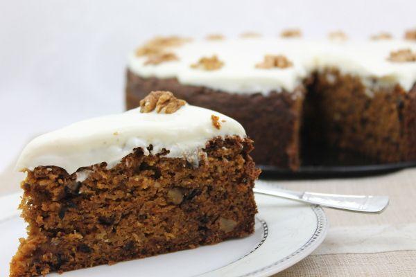 Kuchnia w wersji light: Lekkie i zdrowe ciasto marchewkowe