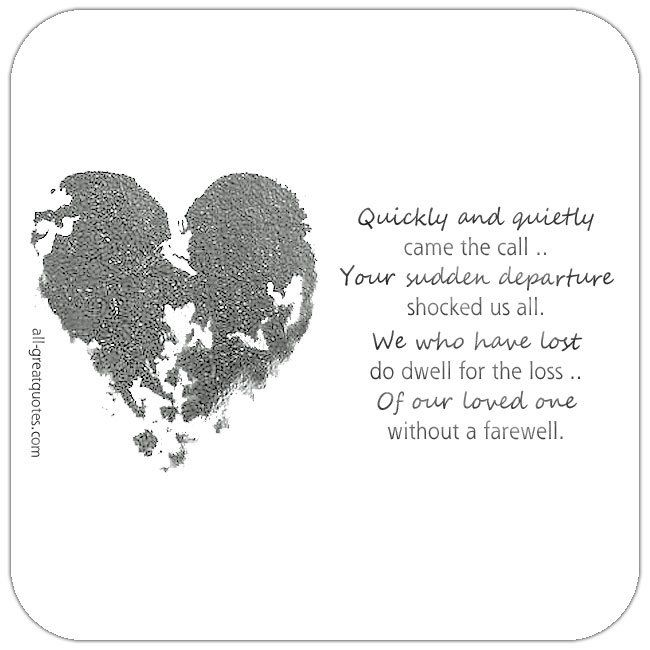 Poems Grief Cards Greeting Cards For Facebook Loss Grief Quotes Losing A Loved One Quotes Loss Of A Loved One Quotes