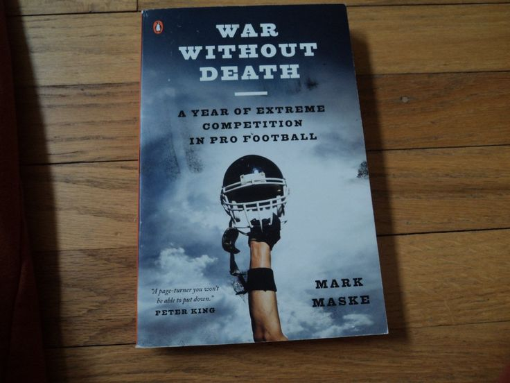 War Without Death Extreme Competition NFL Rivals Giants Cowboys Redskins Eagles