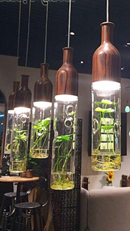 ECO LED glass pendant lamp www.kdeco.ro www.facebook.com/kdeco.ro www.wonderfulterrarium.ro