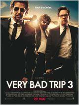 Very Bad Trip 3 de Todd Phillips — 2/5 — Au bout d'un moment ça ne marche plus et c'est juste lourding. 28/09/2013
