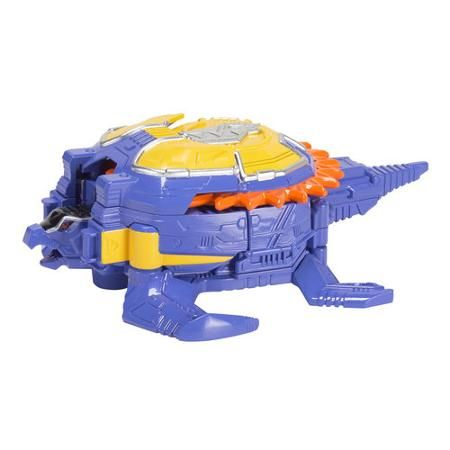 New Power Rangers Dino Supercharge Auxiliary Zords - Archelon ...