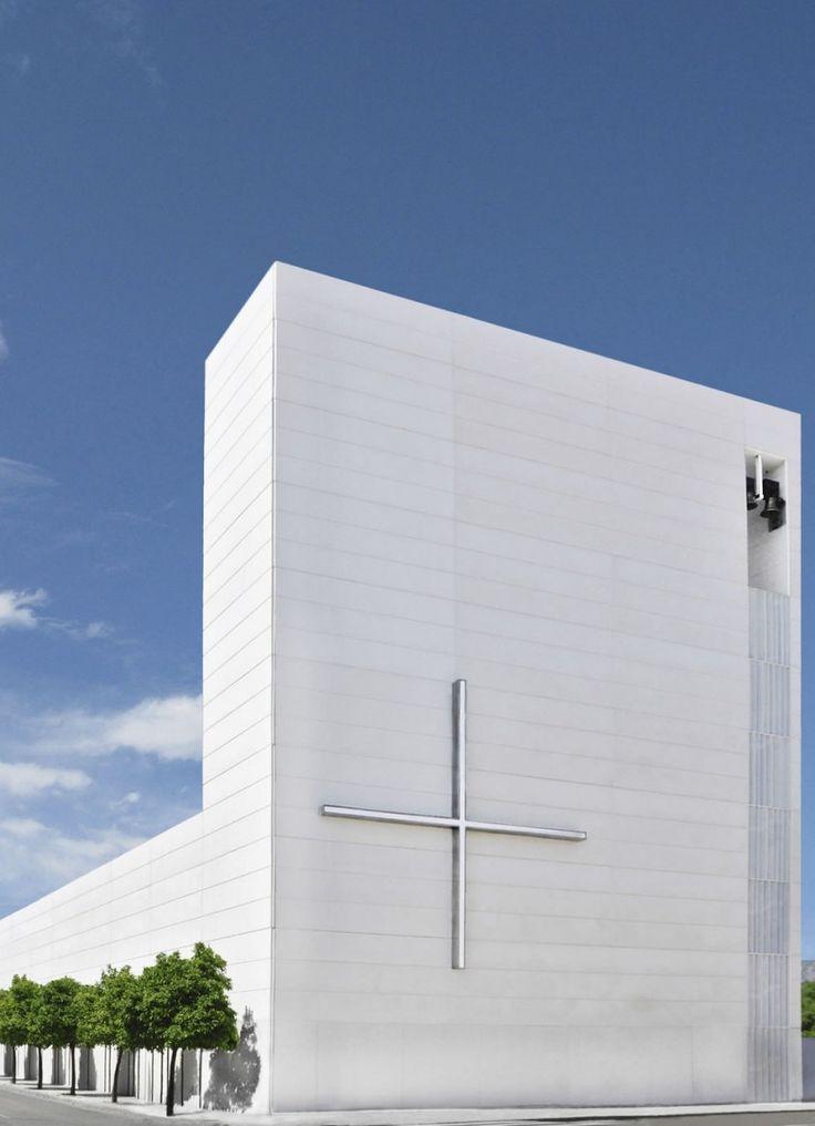 Iglesia de la Consolación / Córdoba – Vicens + Ramos