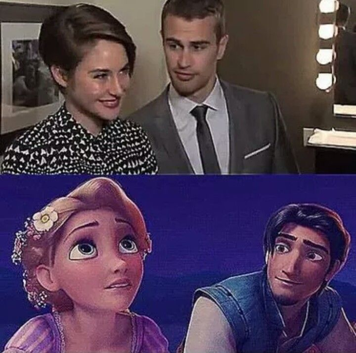The way he looks at her... << AHH SHEO!! Disney look omg I didn't know that happened in real life lol they should just get together already <3
