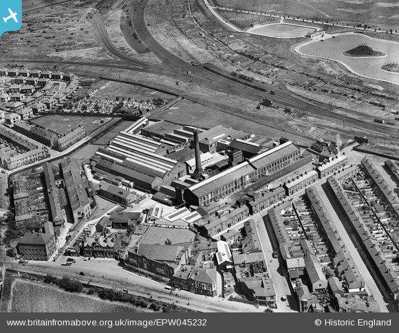 The Dunlop Rubber Co Ltd, Walton, 1934.