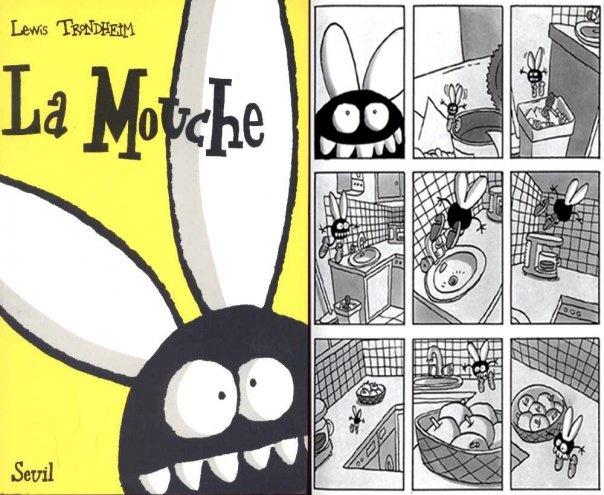 La Mouche by Lewis Trondheim