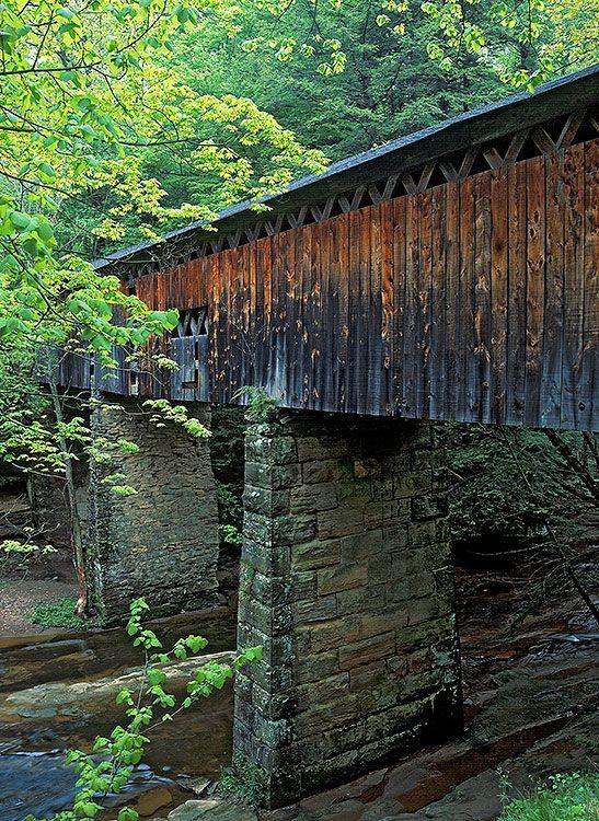Warner Covered Bridge, Ashtabula County, Ohio