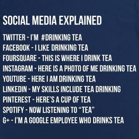 Social Media Explained ;-)