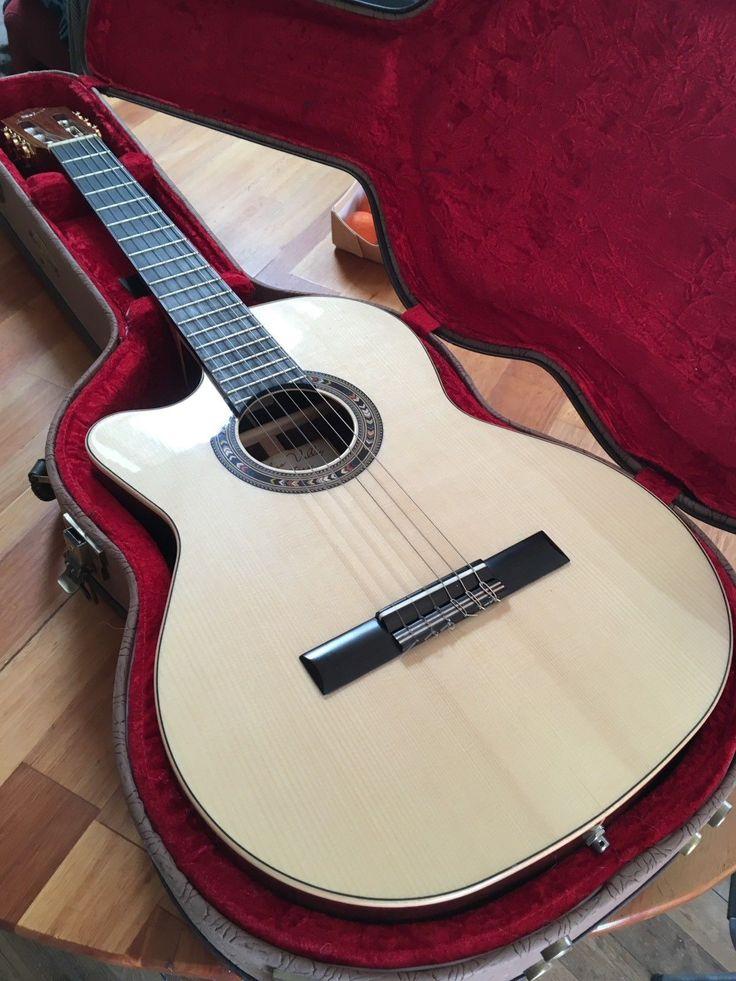 Guitare Gaucher Kremona F65-CW-TL-LH