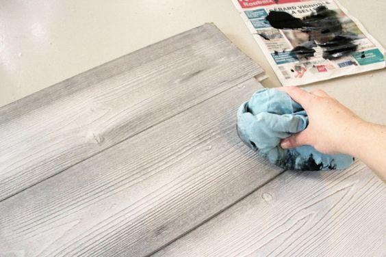 Les 47 meilleures images du tableau deco louis philipe sur - Vieillir un meuble en bois ...