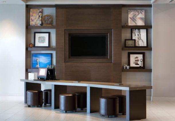 Franklin Marriott Cool Springs - Lobby