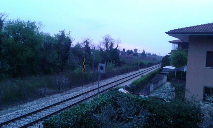 Trenino, dove mi porti? A Udine o a Cividale?