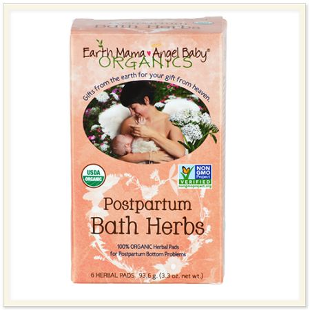 postpartum sitz bath instructions