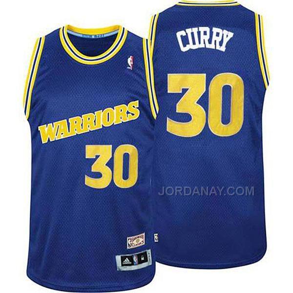 cbf34839c ... Stephen Curry Golden State Warriors Hardwood Classics Swingman Blue  Jersey, Price - Air Jordan Shoes ...