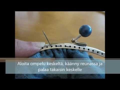 Helmien talo opettaa: peruskukkaro - YouTube