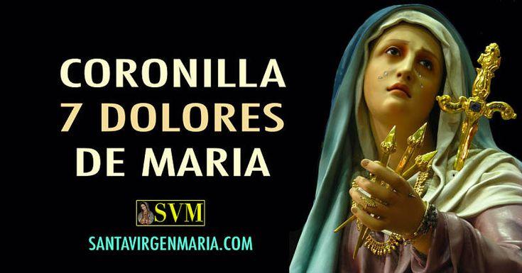 CORONILLA DE LOS SIETE DOLORES DE MARIA