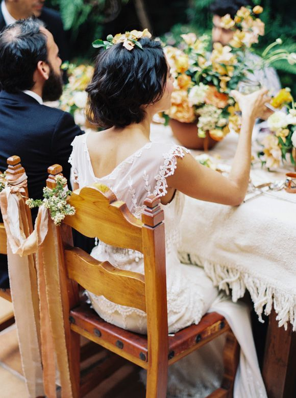 Mexico City Wedding - Wedding Sparrow