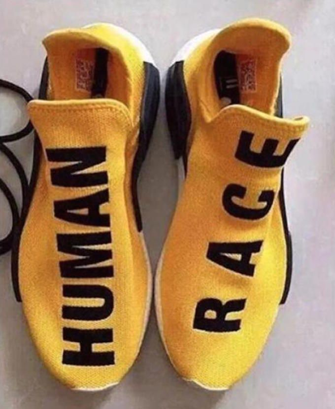 adidas human race paris