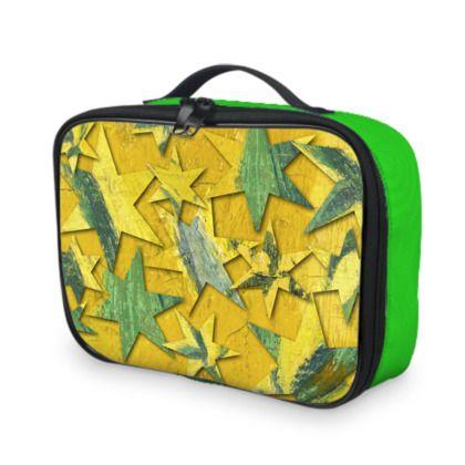 "Porta-Pranzo ""Stars"" Lunch Bag"
