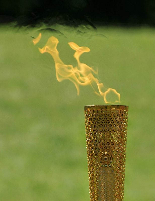 #Olympic Torch 2012
