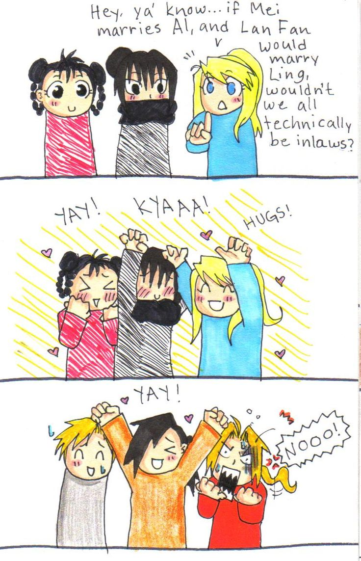 fma spoilers - relatives by ~sashimigirl92 on deviantART