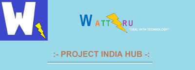 PROJECTS INDIA HUB