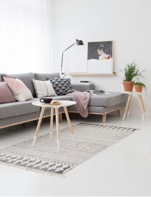 nordic living #home #decoration