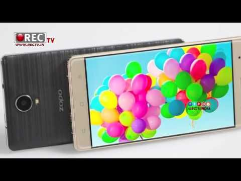 Zopo Color F2 With Fingerprint Sensor Launched in India    Latest gadget news updates