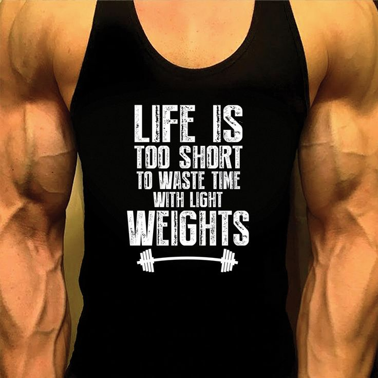 A personal favorite from my Etsy shop https://www.etsy.com/ca/listing/288290713/mens-shirt-mens-workout-tank-top-gym