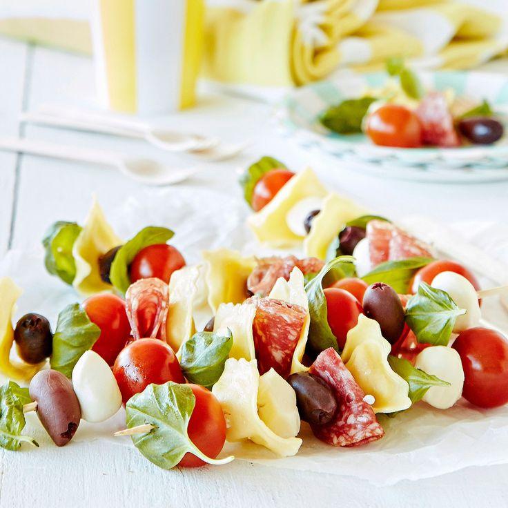 Antipastovartaat | K-ruoka #vappu #piknik